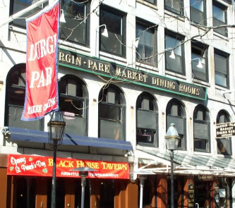 Durgin Park, Boston