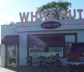 White Hut, West Springfield