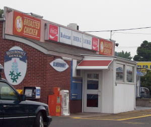 Bluebonnet Diner, Northampton
