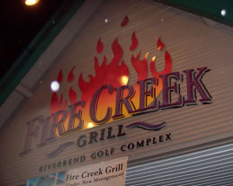 Fire Creek Grill, Kent, WA