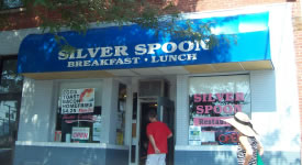 Silver Spoon, Easthampton, MA