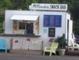 Williamsburg Snack Bar, Williamsburg, MA