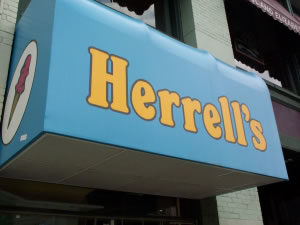 Herrell's Ice Cream, Northampton, MA