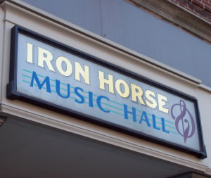 Iron Horse Music Hall, Northampton