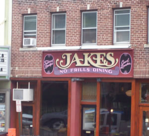 Jake's, Northampton, MA
