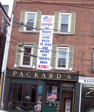 Packard's, Northampton, MA