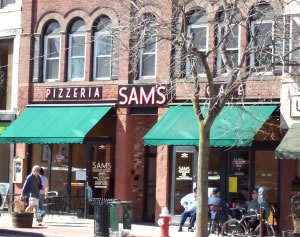 Sam's, Northampton